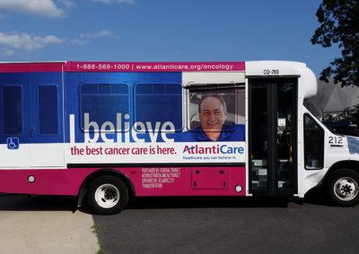 Bus Wrap-Atlantic Care