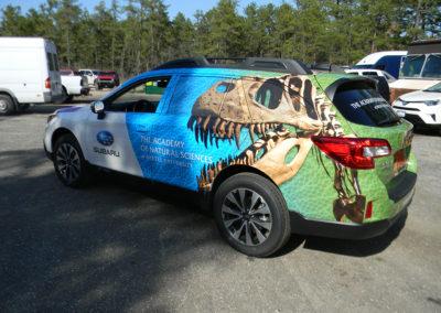 Car Wrap- Subaru-Outback