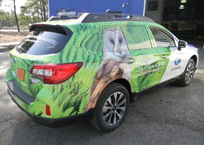 Car Wrap- Subaru-Outback2