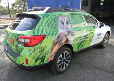 Car Wrap- Subaru-Outback2