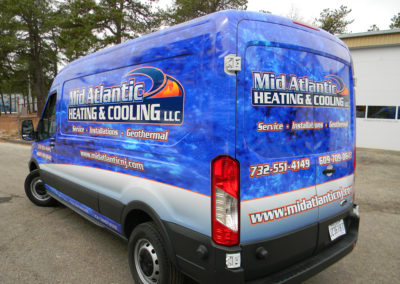 Transit-Mid Atlantic Heating and Cooling