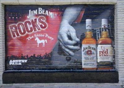Wall Mural- Jim Beam4