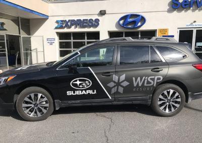 Car Wrap- Subaru2