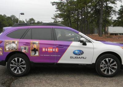 Car Wrap- Subaru3